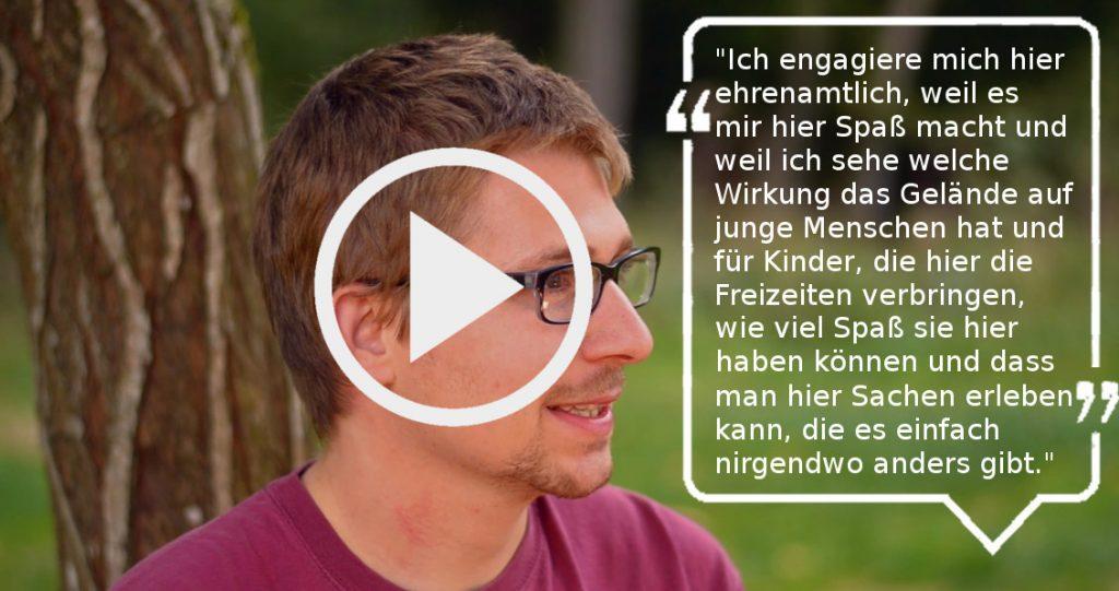 Interviews mit Besuchern des St. Johanneshofs in Mazerulles